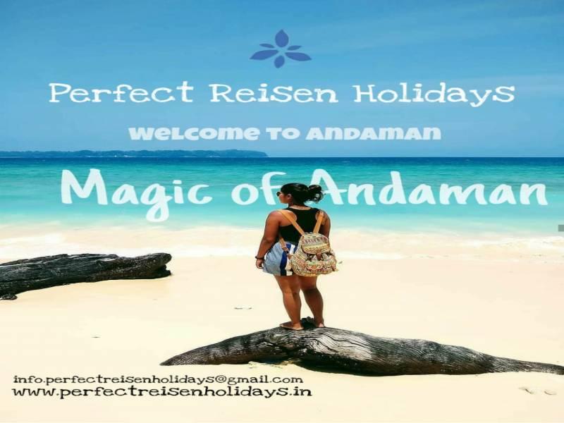 Magic of Andaman 8Days Spacial Honeymoon Package