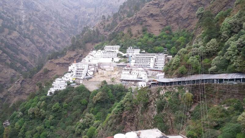 3 DAYS MATA VAISHNO DEVI WITH HELICOPTER TOUR