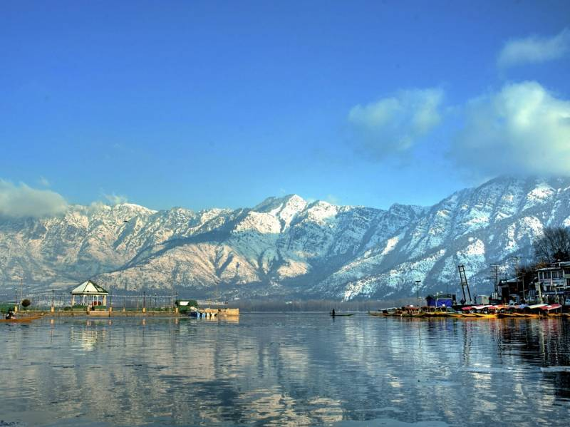 Chrismatic Kashmir