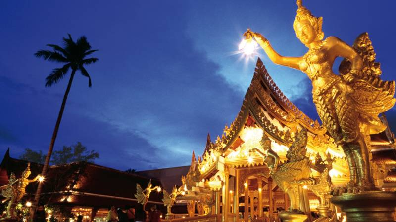 Amazing Thai Bangkok Tour