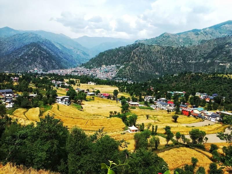 Amritsar Dalhousie Dharamsala Manali Shimla Tour