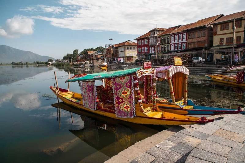 6 Nights- 7days Kashmir Honeymoon Trip Tour