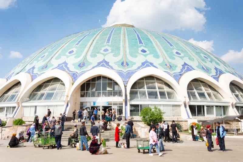 Tashkent with Samarkhand Tour