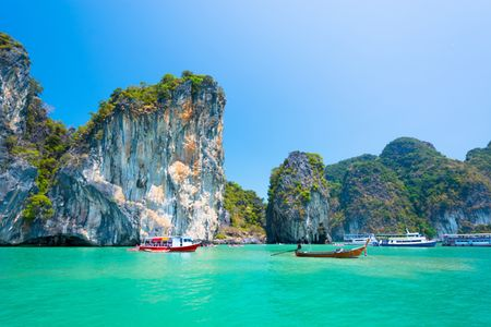 Exotic Samui with Phuket and Bangkok Tour