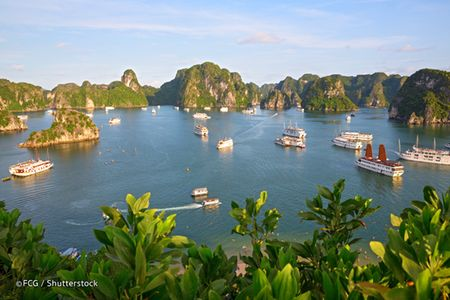 Ecstatic Vietnam and Cambodia Tour