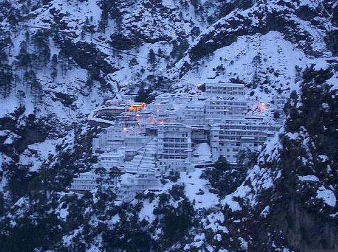 Jammu - Katra With Srinagar Package