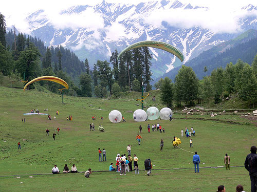 Best of Shimla & Manali by Volvo A/C Tour