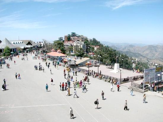 Best of Shimla by Volvo A/C Tour