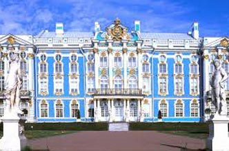 Moscow & St Petersburg Tour
