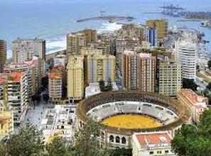 Malaga  Europe Tour