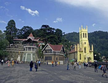 Call of Shimla - Manali - Chandigarh Tour