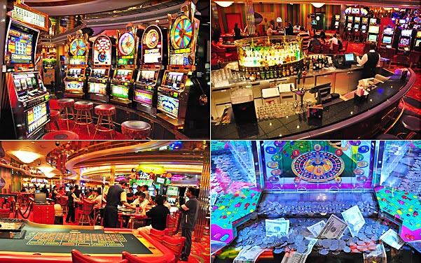 1 day casino cruise singapore