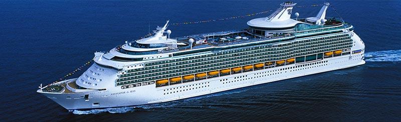 Cruise At Royal Caribbean Singapore, Malaysia & Phuket