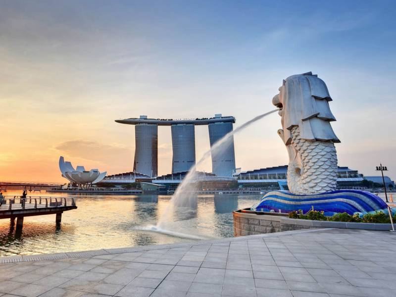 Singapore 7 Days Tour