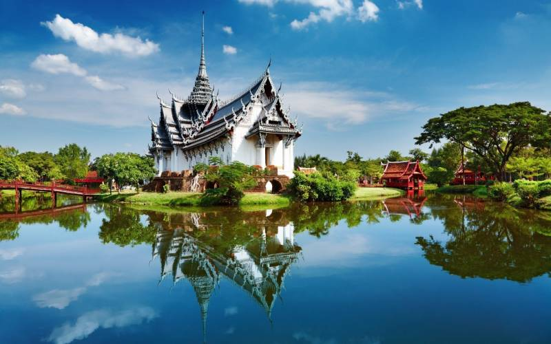 5 Days Bangkok & Pattaya Tour