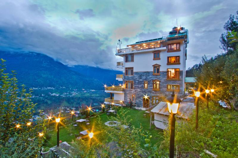 Manali With Shimla Packages