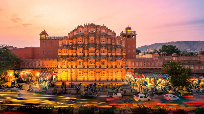 11 Days Rajasthan Heritage Tour