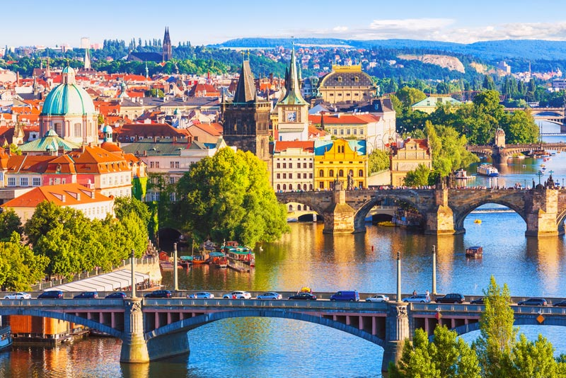 East Europe Holiday Tour Package