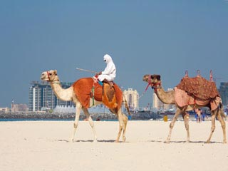 My Dubai 3 Nights Family Special Tour