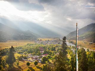 Bhutan, Land of Gross National Happiness Tour