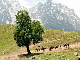 Amarnath Yatra with Flights Tour