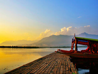 Luxury at Vivanta By Taj, Srinagar with Taj Holidays