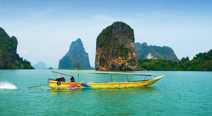 Phuket Getaway 3 Nights ( With Thai Smile ) Tour