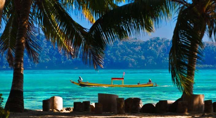 Exotic Andaman - Honeymoon Special Package