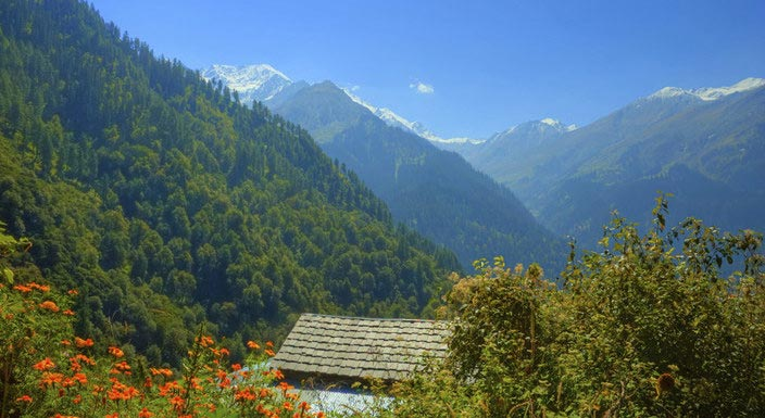 Himachal Hues - Honeymooners Delight Tour (Summer Special)