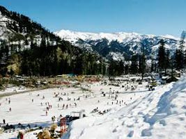 Exotic Manali by cab from Chandigarh Package