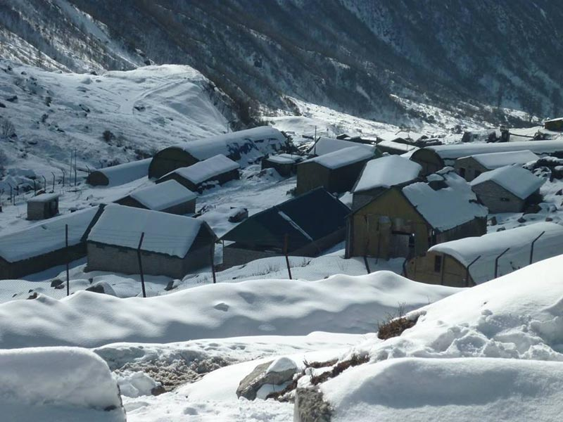 North Sikkim Hidden Paradise Package