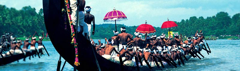 Kerala with Temple Triangle Tour