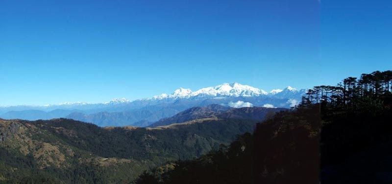 Sandakphu, Pahlut And Ramman - Gangtok Tour