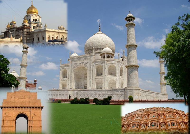10 Days - Golden Triangle Tour with Amritsar (Golden Temple) Tour