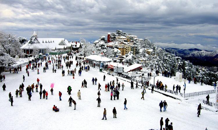 Manali-Shimla Tour