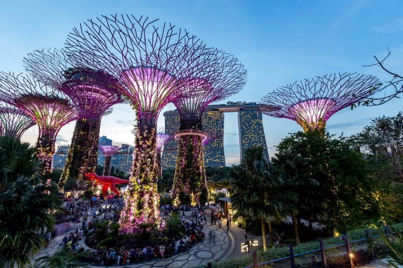 4n Singapore Tour @ 34999/- Per Person