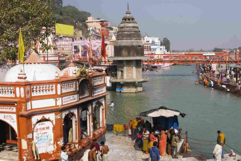 Best Of Haridwar - Rishikesh & Mussoorie Tour