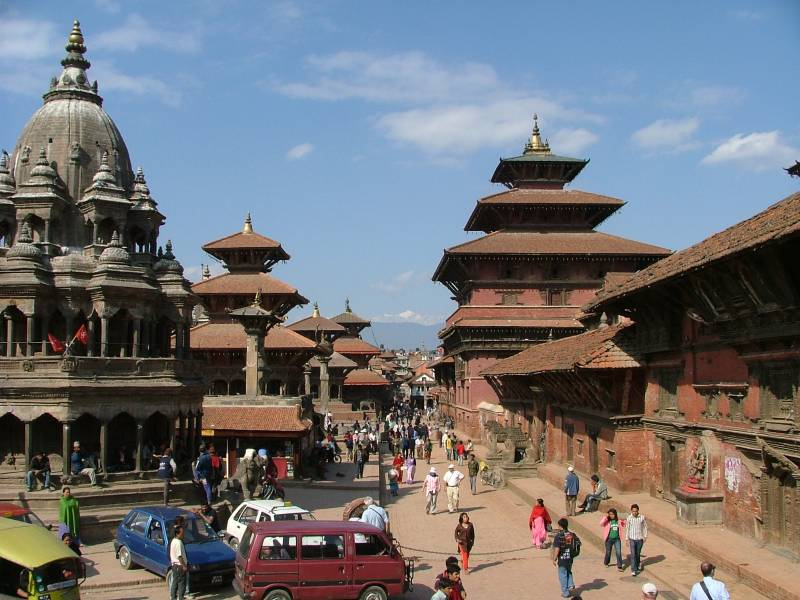 Adventure In Nepal Tour