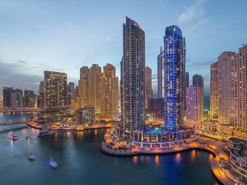 4n Dubai Tour @ 30999/- per Person