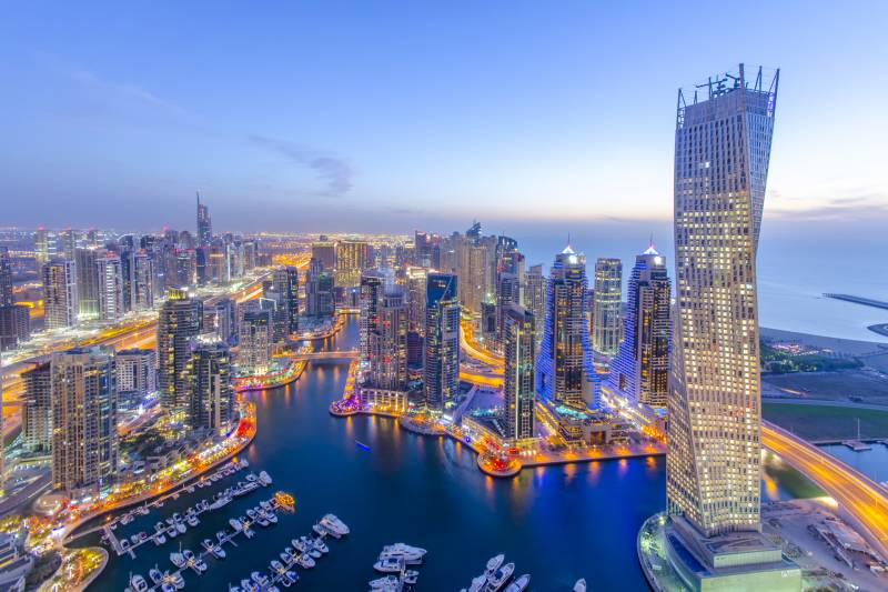 4n Dubai Tour @ 33999/- per Person