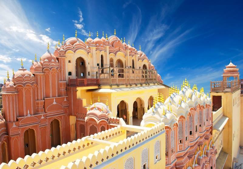 2N Jodhpur –1N Pushkar – 2N Jaipur Tour