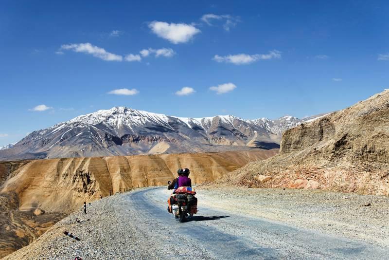 Biker's Paradise - Leh Tour
