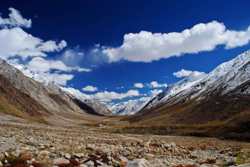 Laddakh via Srinagar Tour  :   A Fantastic Trip  ( 8N-9D)