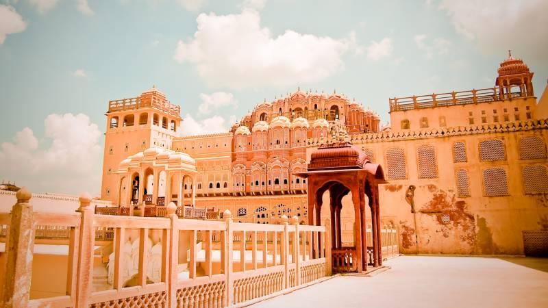 Rajasthan Cultural Tour ( 9n 10d)