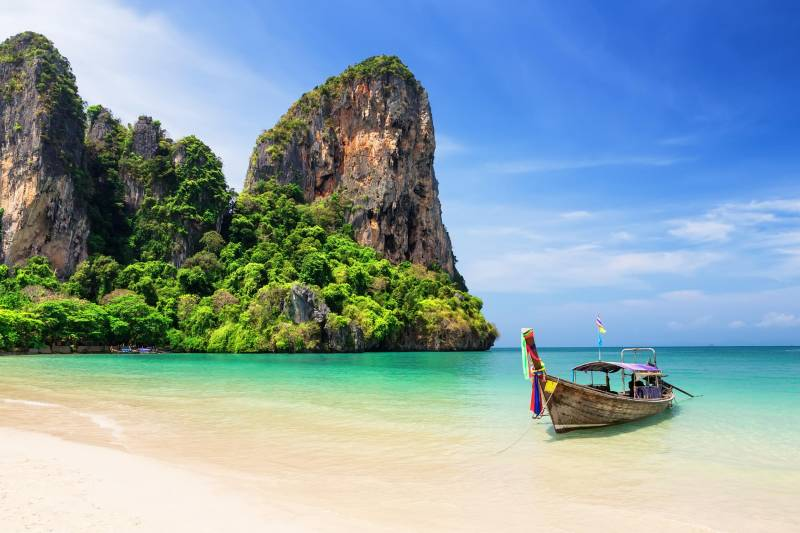 8 Days Thailand Tour