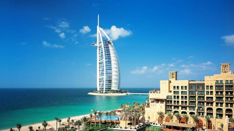 7 Nights 8 Days Dubai Tour