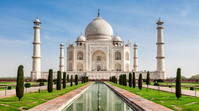 Love Memory ( The Taj) Tour