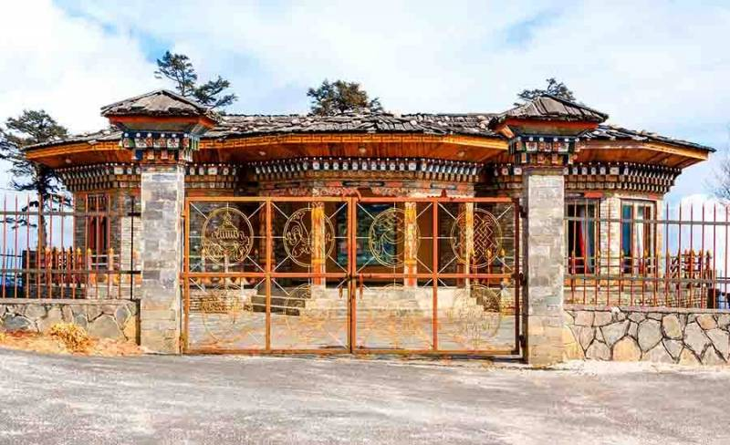 (7 Nights / 8 Days) Bhutan Drive in & Drive Out Tour