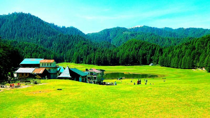 8 Nights 9 Days Unforgettable Himachal Tour Package