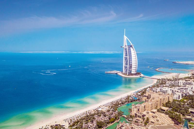 Budget Dubai Holiday Tour Packages from Delhi